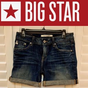 Big Tars Jean Shorts